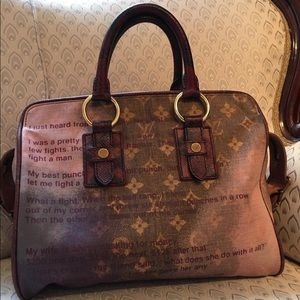 Louis Vuitton Prince Richard Runway Edition Bag